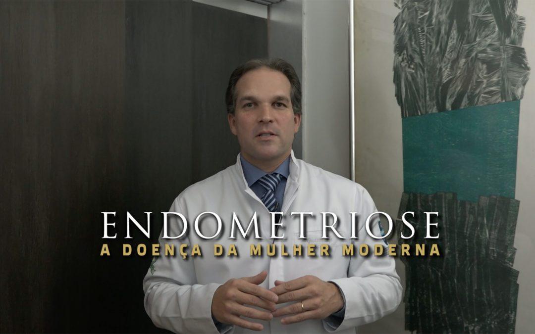 ENDOMETRIOSE: A Doença da Mulher Moderna