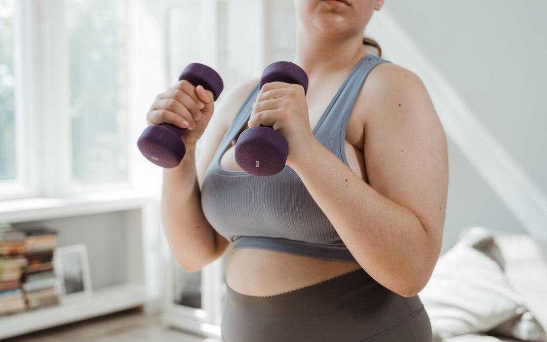 Desafios no controle do peso e no ganho de massa muscular